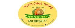 Pusatnya Pemesanan Ayam Kodok / Ayam Cabut Tulang di JaDeTaBek