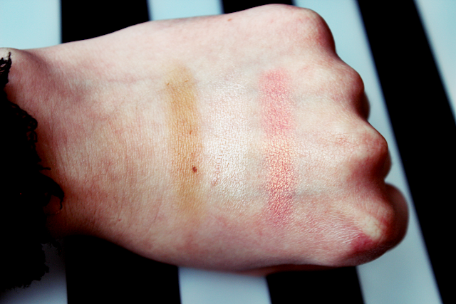 wibo 3 steps to perfect face contour palette blog swatch swatches