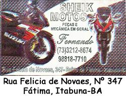 Sheik Motos