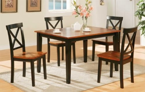dining set5pcs 48x36x30h2