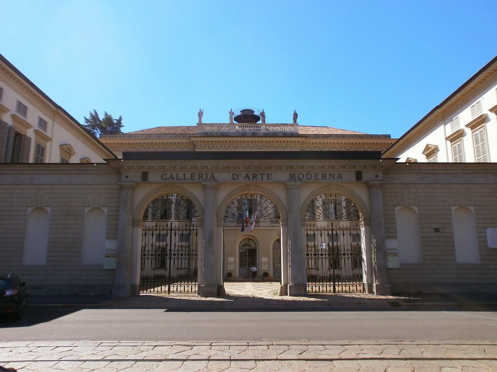 galleria d'arte moderna di milano: eventi nel weekend per grandi e bambini