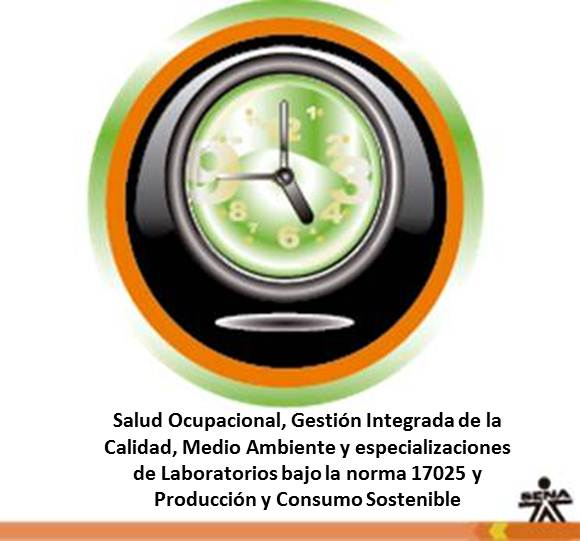 HORARIOS LINEA SALUD OCUPACIONAL, GESTIÓN INTEGRADA DE LA CALIDAD