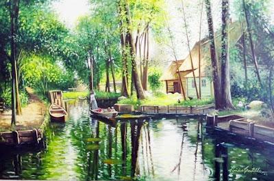 pinturas-en-acuarelas-paisajes