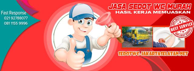no telp sedot wc Jakarta Selatan