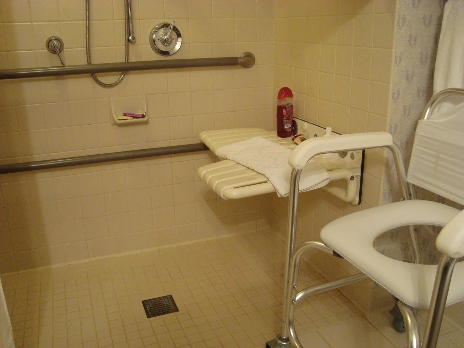 Viajante Cadeirante: Acessibilidade Transporte/Acomodação/Passeio  #694C24 1600x1200 Adaptação Banheiro Cadeirante