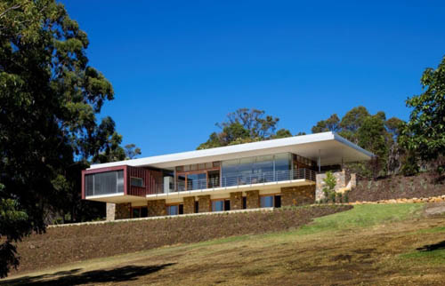 architecture Yallingup Residence exterior 4