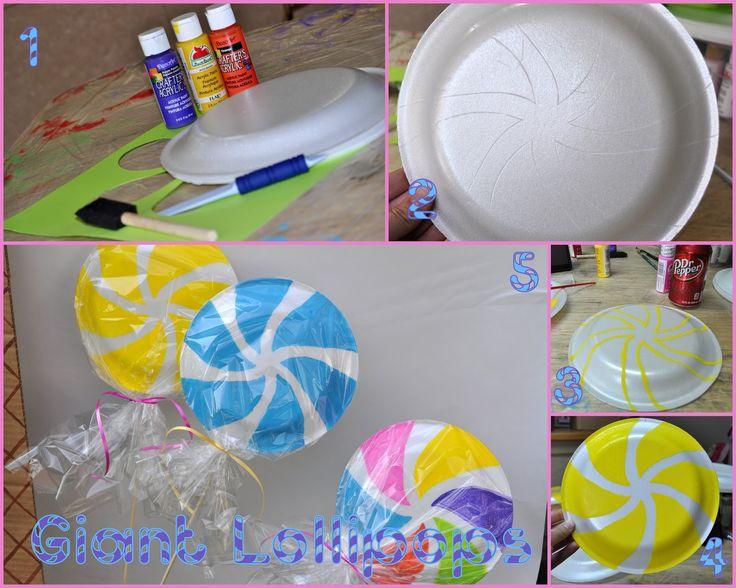 Ideas decorativas para cumplea os infantiles cositasconmesh - Ideas decorativas para cumpleanos ...