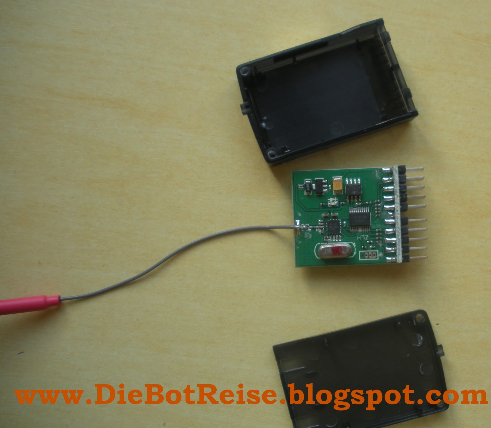 DIY PWM to PPM Converter for 24GHz Receiver Arduino