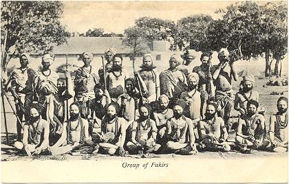 Hindu Magicians: Fakirs or Fakers?? 54