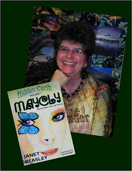 Your Blog Host: Inspirational Epic Fantasy Author  and Scenic Nature Photographer Janet Beasley