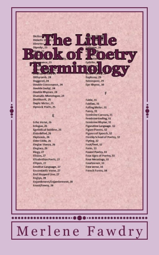 The Little Book of Poetry Terminology