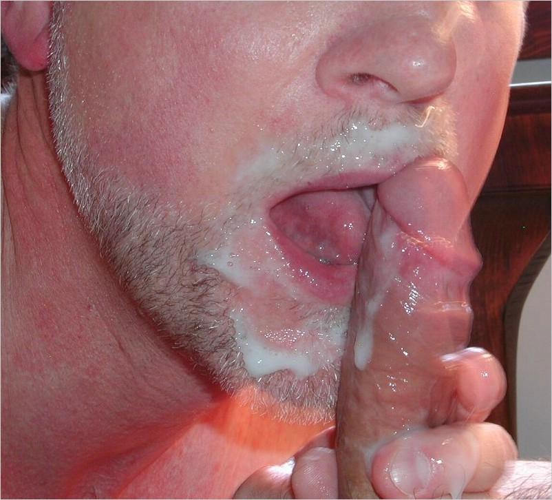 Кончила мужику на язык фото