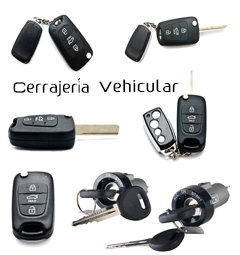 Cerrajeria Vehicular