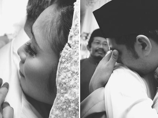 majlis pernikahan imran & azura 9