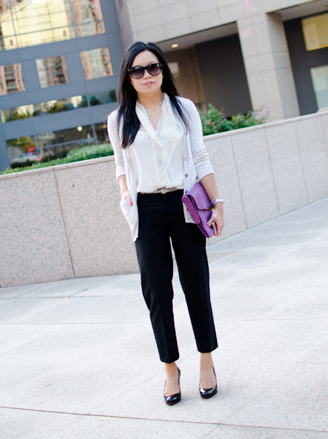 Cropped pants, Fall Fashion