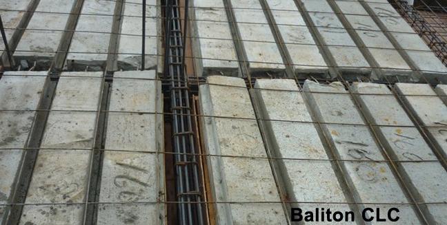 Karena Baliton CLC adalah beton ringan teknologi internasional ...