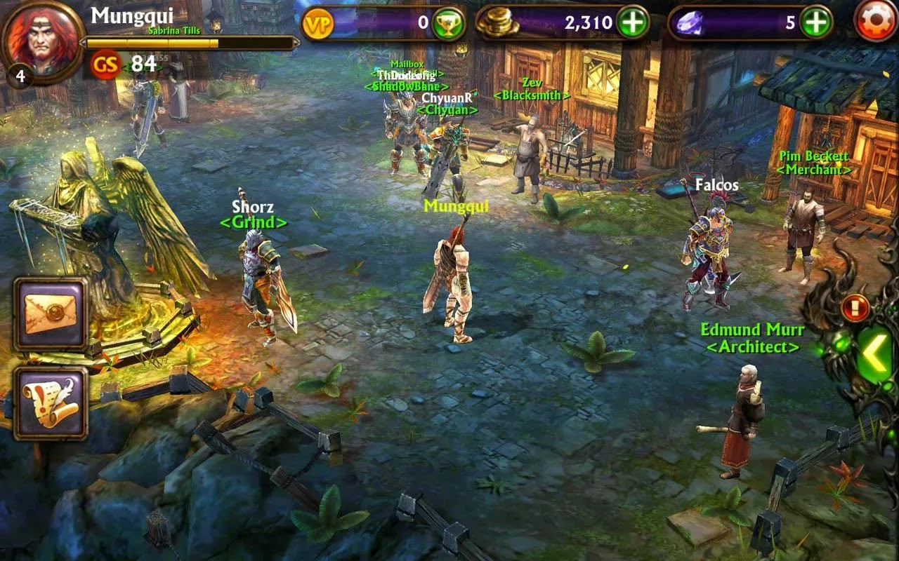 ETERNITY WARRIORS 3 v3.2.0 Mod