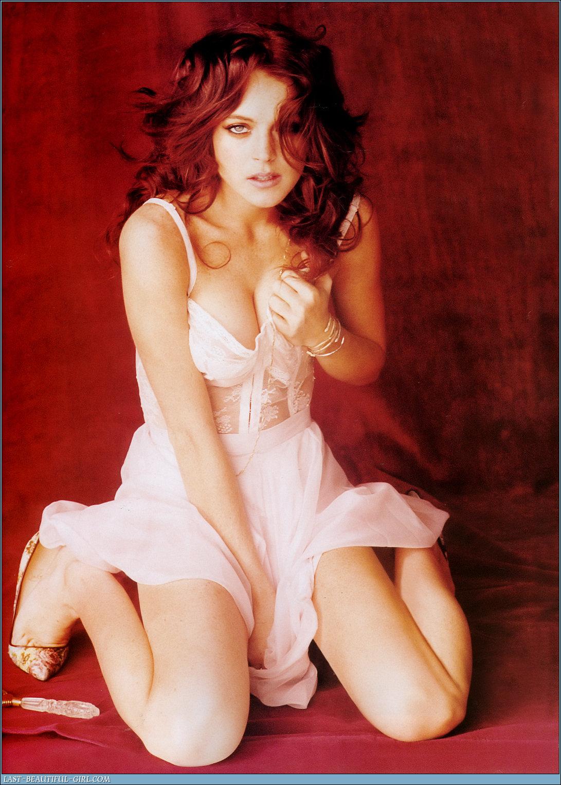 Lindsay Lohan nackt io