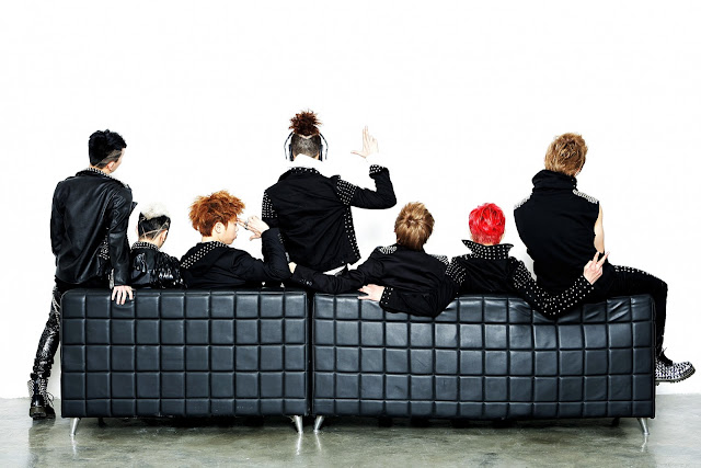 Block B wanna b album image