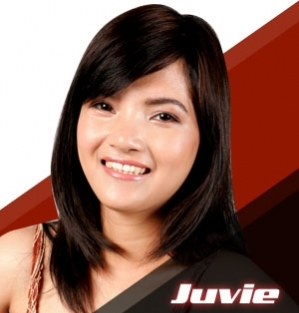 Juvie Pelos, 4-chair turner in The Voice of the Philippines