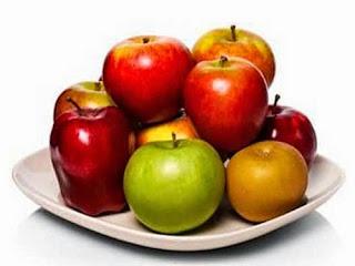 Manfaat apel bagi tubuh