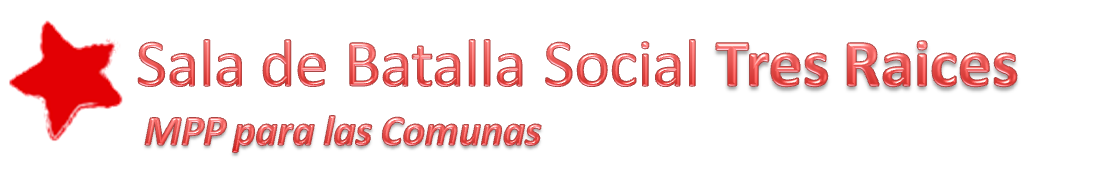 Sala de Batalla Social Tres Raices