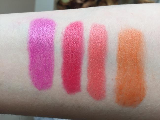 Novidades Avon Color Trend