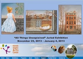Juried Exhibition, Nov.23-Jan.4