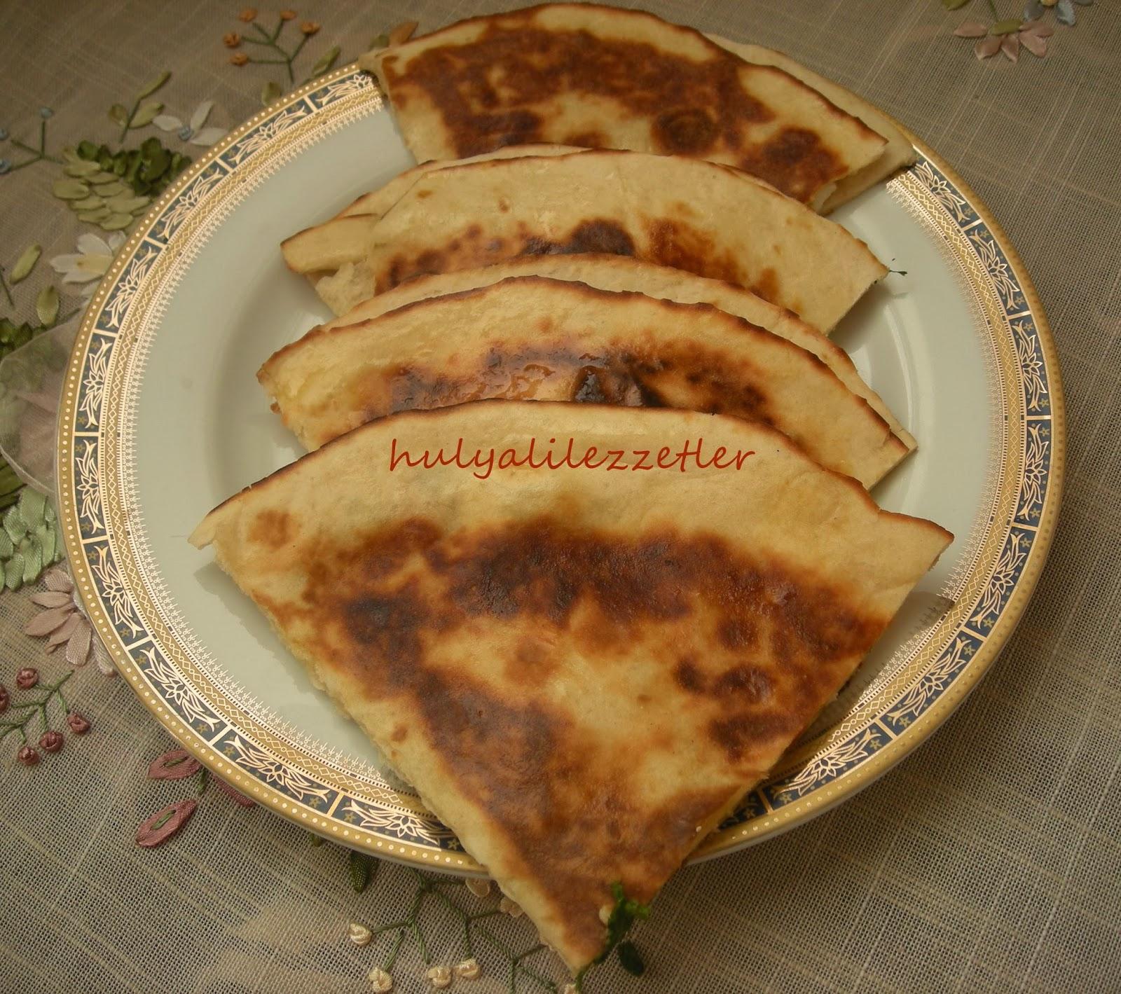 Ispanaklı Tortilla Tarifi