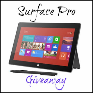surface pro giveaway
