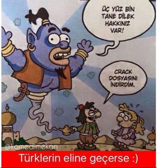 Türklerin Eline Geçerse
