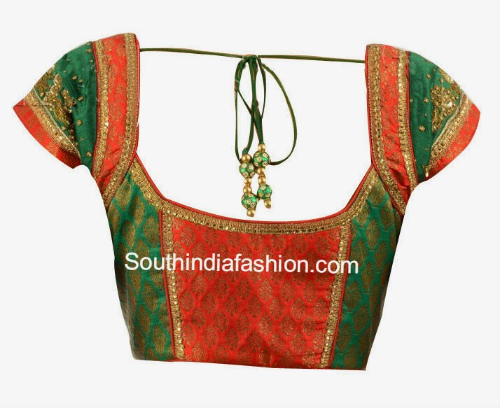 readymade blouse designs