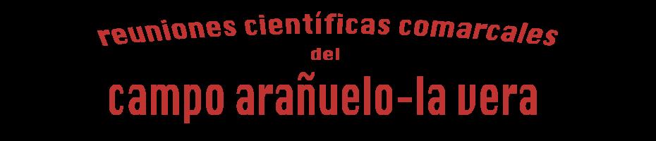 reuniones científicas del campo arañuelo-lavera