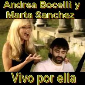 Router, the vivo per lei andrea bocelli y marta sanchez italiano