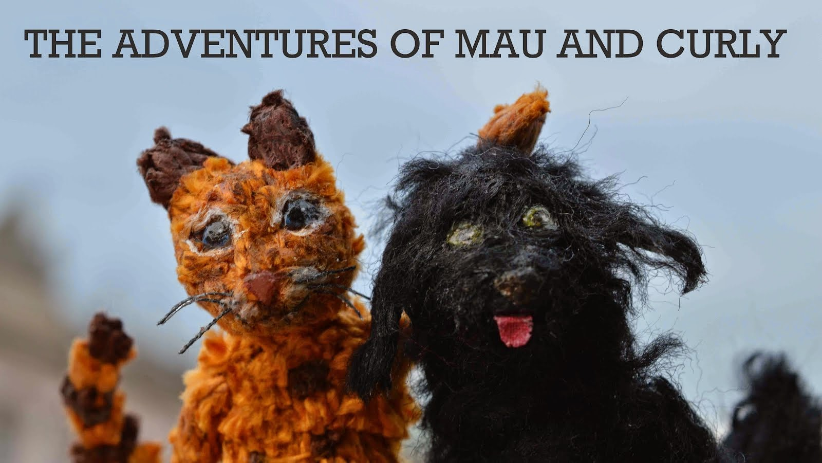 The Adventures of Mau & Curly