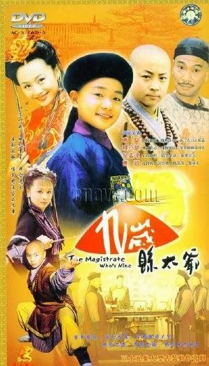 Huyện Thiếu Gia 9 Tuổi - The Magistrate Whos Nine (2001) - FFVN - (35/35)