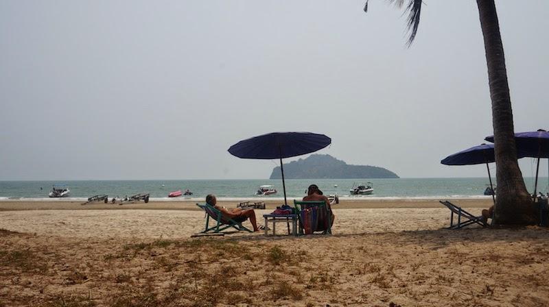 Ao Manao Beach Prachuap Khiri Khan Thailand