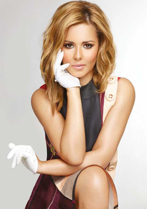 Cheryl Cole Hairstyles 4