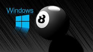 Windows 8-ball Wallpaper 2013