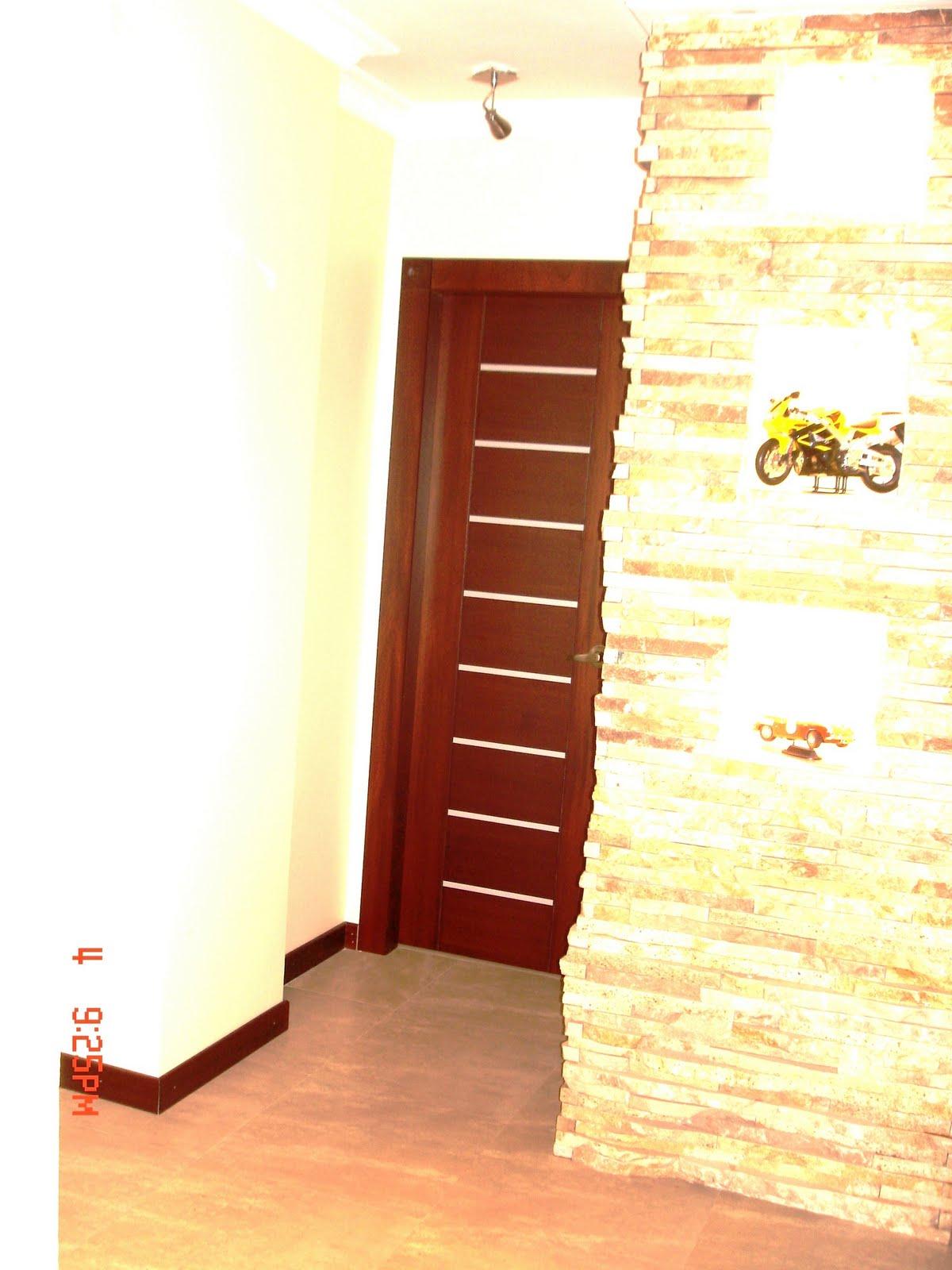 Ideatumobiliario puertas interiores y exteriores para su - Divisiones en madera ...