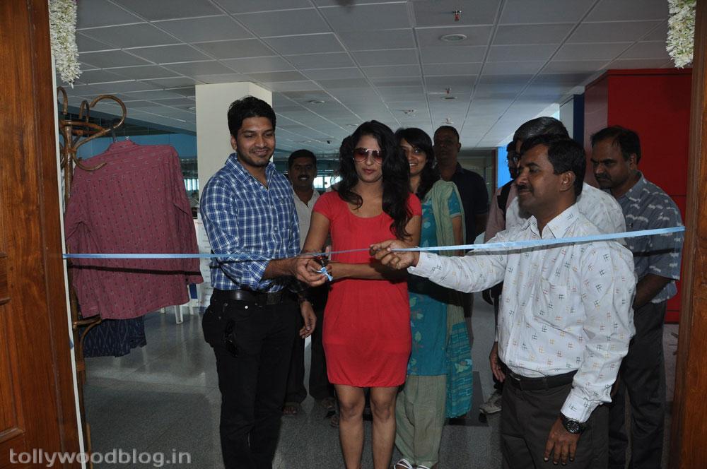 Pochampally IKAT mela 2012 Inaugurated by Shravya Reddy-HQ-Photo-11