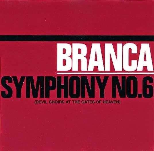 Branca Symphony No 3 Gloria