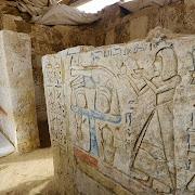 """Российские археологи нашли в Египте """"белые стены"""" Мемфиса"""