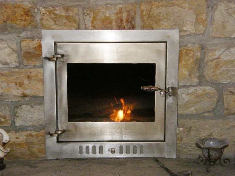 Sustainable Energy Author Ireland Seai Experimental Fireplace Door Report
