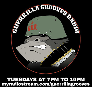 Guerrilla Grooves Every Tues 7pm - 10pm