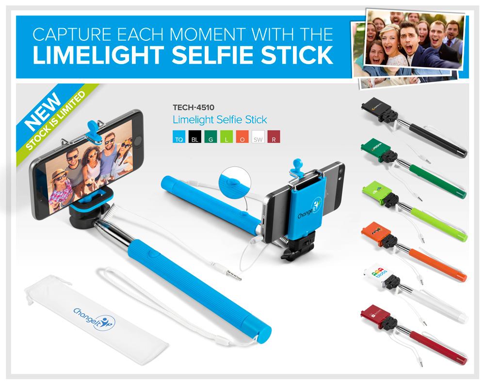 Limelight Selfie Stick