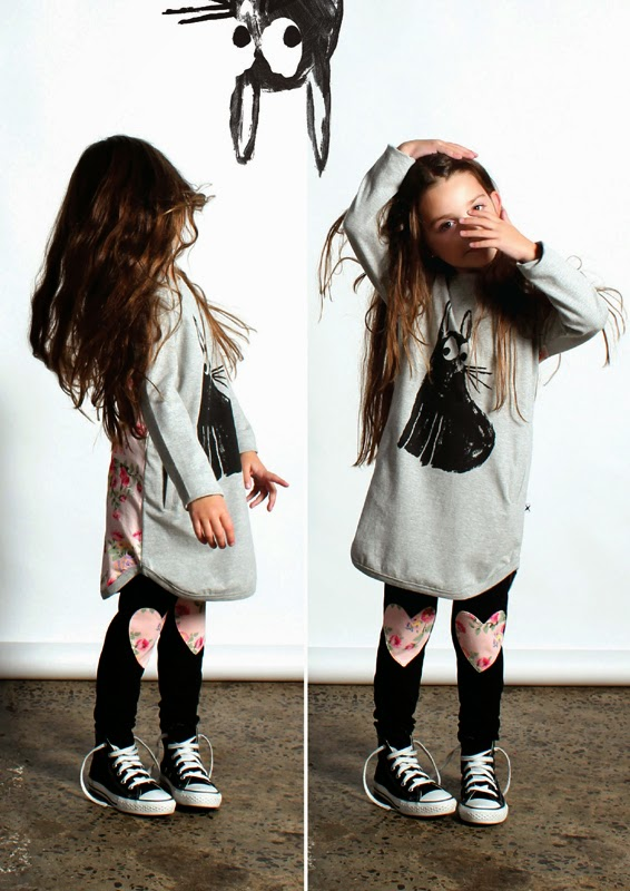 KID Fashion Blog Minti - Quirky Australian streetwear for kids