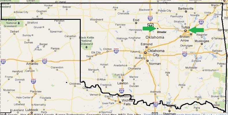 Rob Cook Poteau Tulsa Stillwater Amp Enid Oklahoma USA