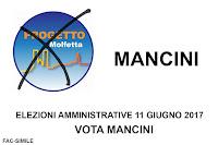 Spazio elettorale. Per Progetto Molfetta, scrivi MANCINI.
