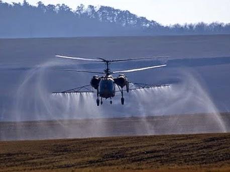 AIRAGRO - Tratamente aviochimice - Fertilizare